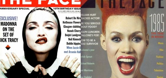 the-face-revista