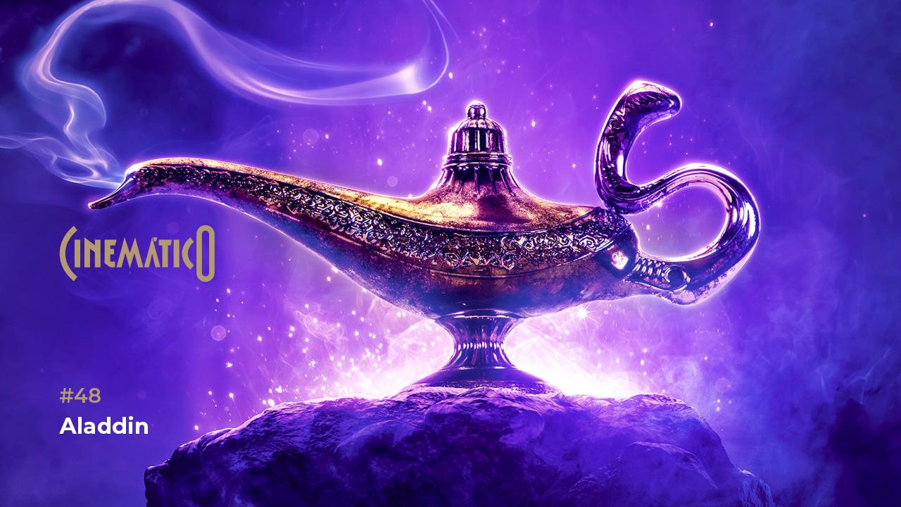 Cinemático – Aladdin
