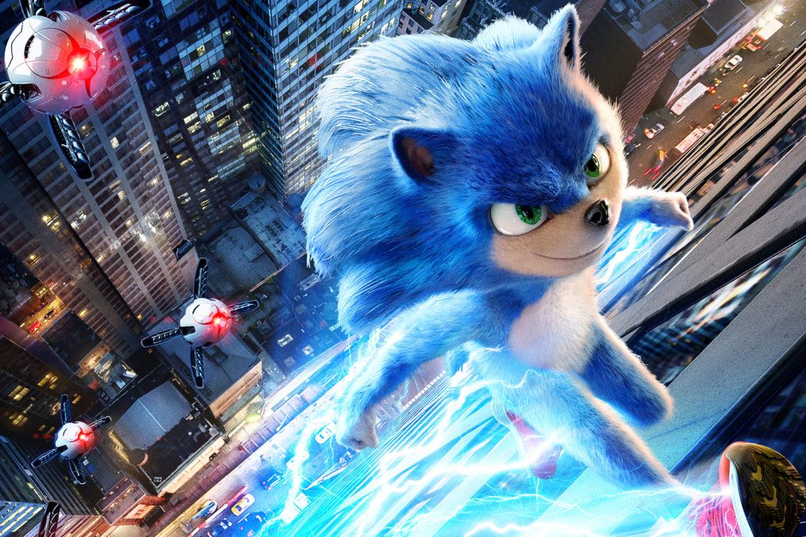 """03c25fe44bd Não foi preciso mais do que um dia (ou algumas horas) para que o trailer de  """"Sonic – O Filme"""" se tornasse foco de discussão na internet."""