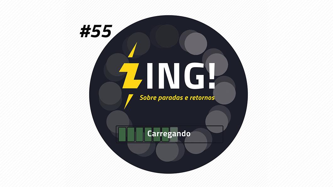 Zing! 55 – Sobre paradas e retornos