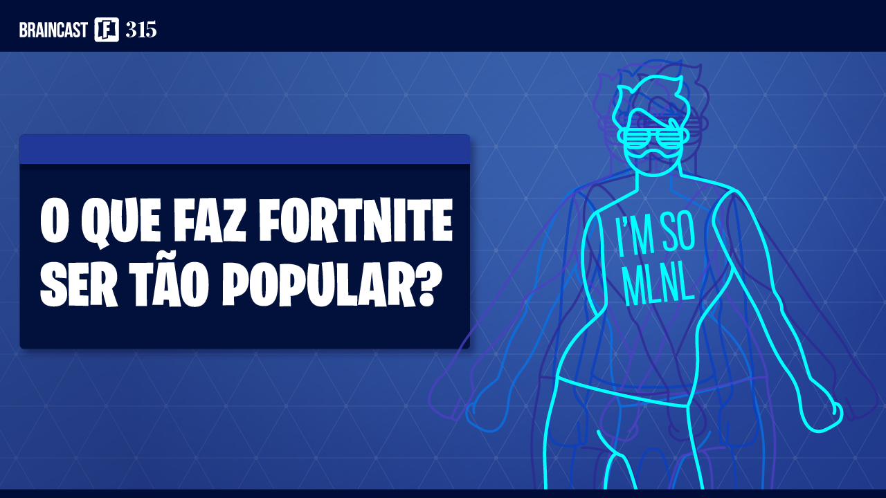 Capa - O que faz Fortnite ser tão popular?