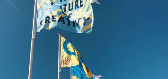 Cannes Lions Creativity Flags