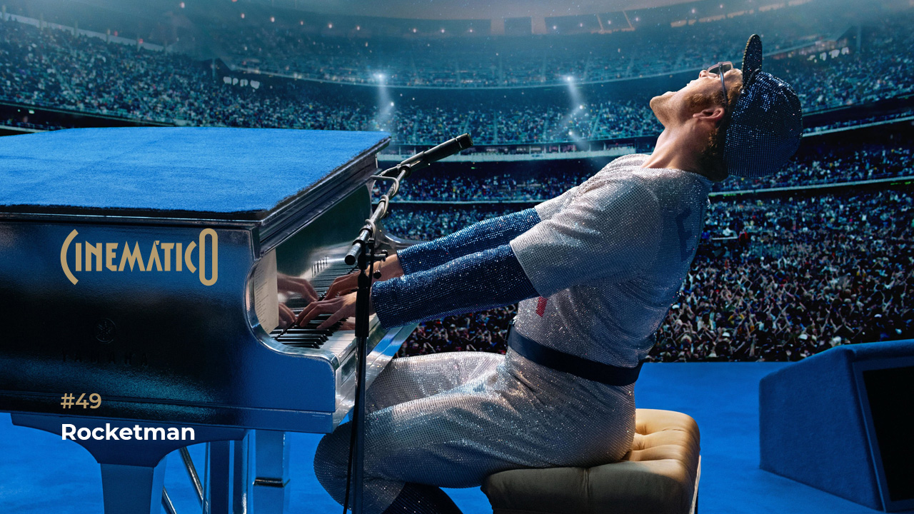 Cinemático – Rocketman