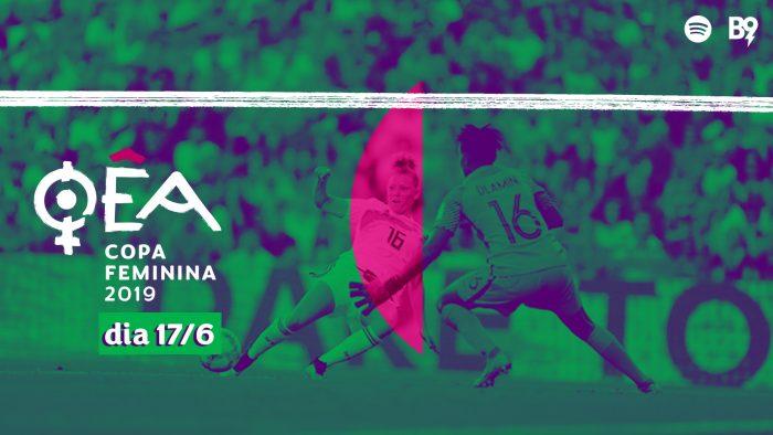 Oêa: Copa 2019 — 🇨🇳 0-0 🇪🇸 / 🇿🇦 0-4 🇩🇪 / 🇳🇬 0-1 🇫🇷 / 🇰🇷 1-2 🇳🇴