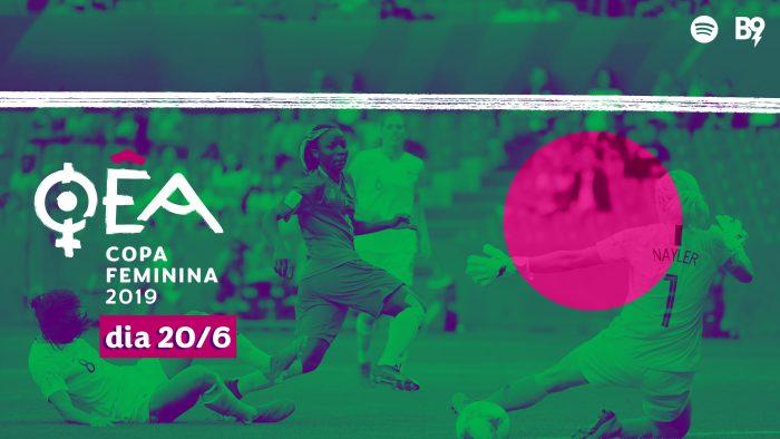 Oêa: Copa 2019 — 🇨🇲 2-1 🇳🇿 / 🇳🇱 2-1 🇨🇦 / 🇸🇪 0-2 🇺🇸 / 🇹🇭 0-2 🇨🇱