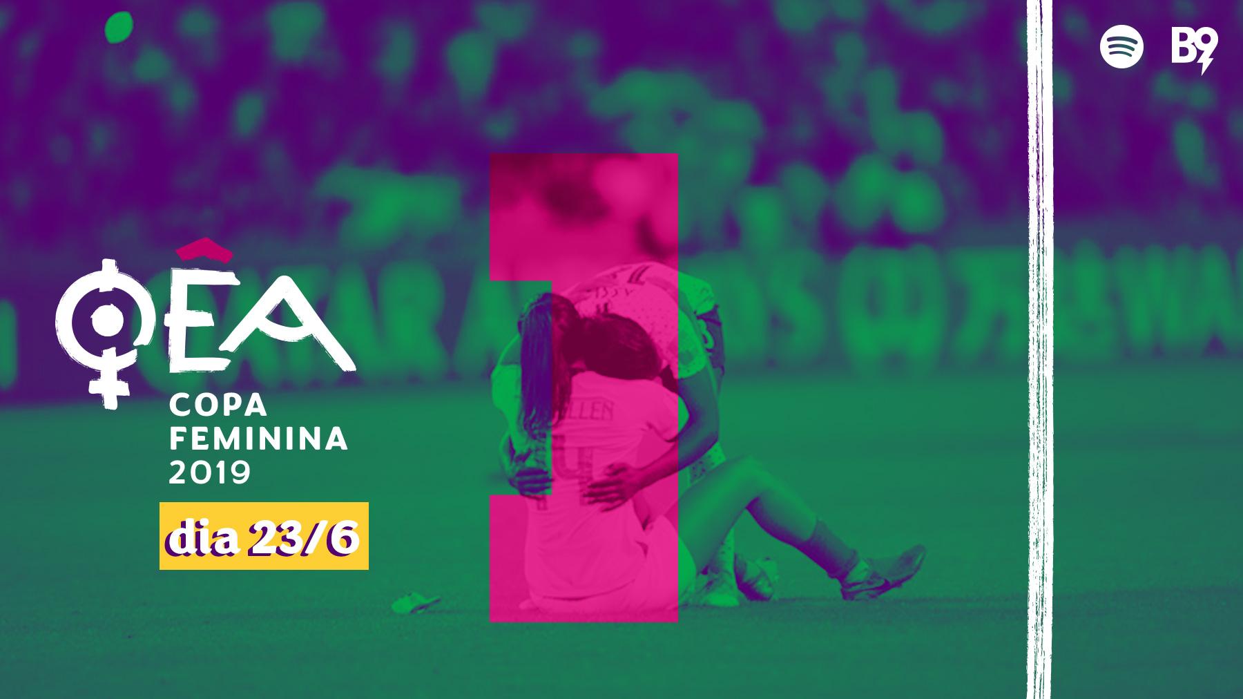Oêa: Copa 2019 — 🏴 3-0 🇨🇲 / 🇫🇷 2-1 🇧🇷