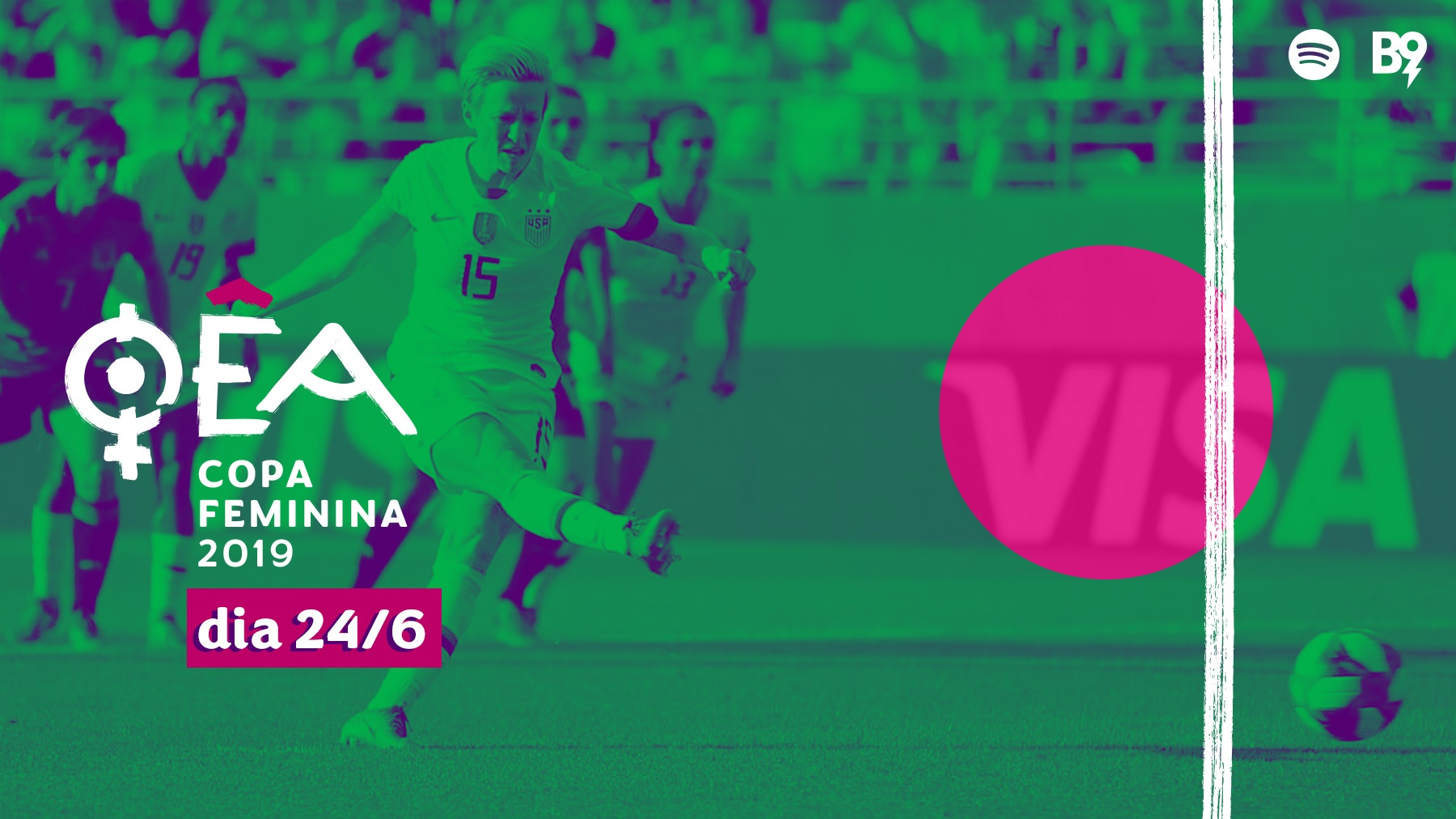 Oêa: Copa 2019 — 🇪🇸 1-2 🇺🇸 / 🇸🇪 1-0 🇨🇦
