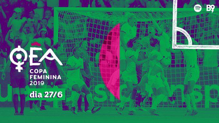 Oêa: Copa 2019 — 🇳🇴 0-3 🏴