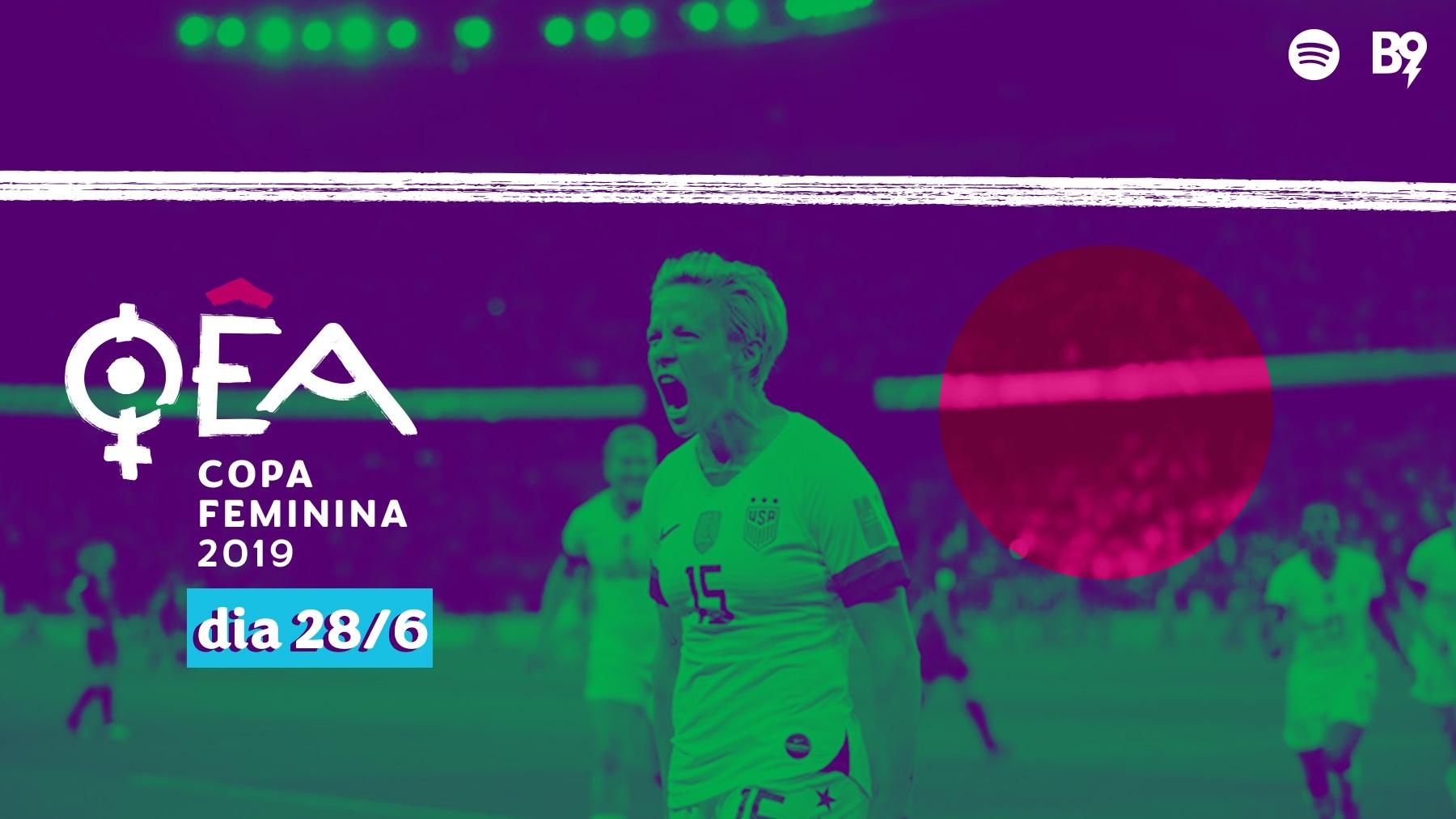 Oêa: Copa 2019 — 🇫🇷 1-2 🇺🇸