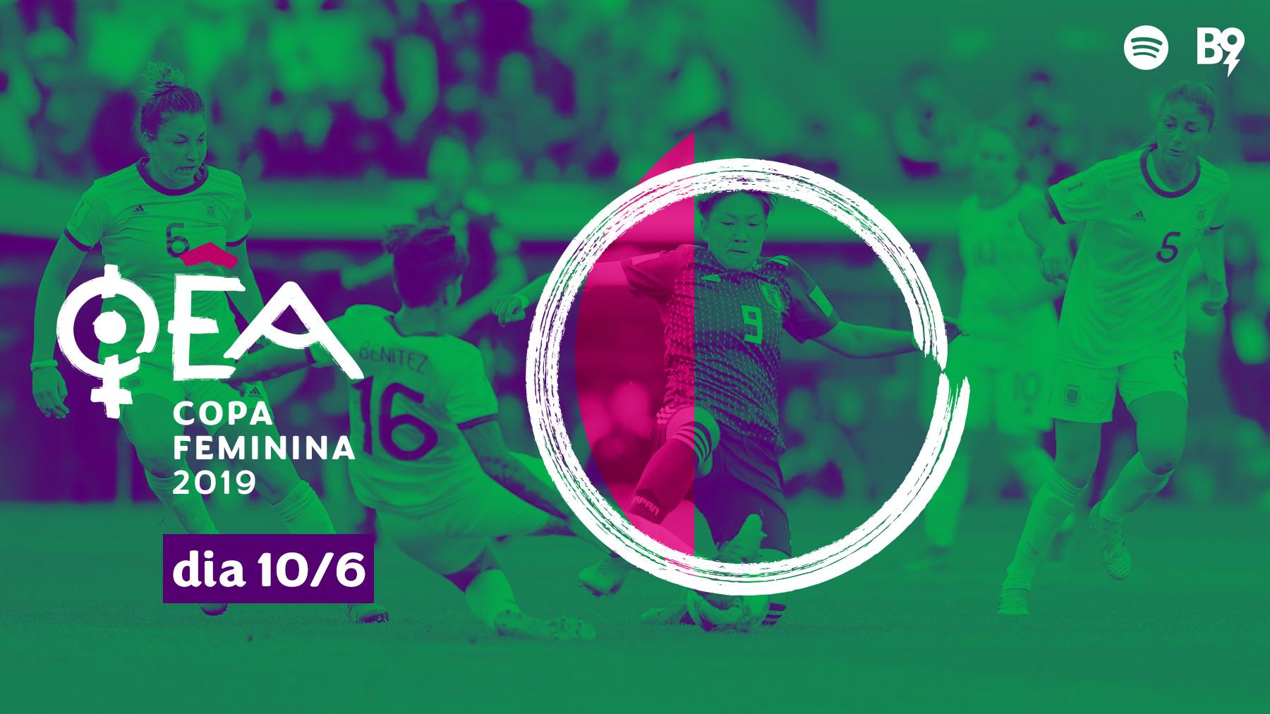 Capa - Copa 2019 — 🇦🇷 0-0 🇯🇵 / 🇨🇦 1-0 🇨🇲