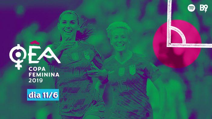 Oêa: Copa 2019 — 🇳🇿 0-1 🇳🇱 / 🇨🇱 0-2 🇸🇪 / 🇺🇸 13-0 🇹🇭