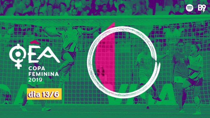 Oêa: Copa 2019 — 🇧🇷 2-3 🇦🇺 / 🇿🇦 0-1 🇨🇳