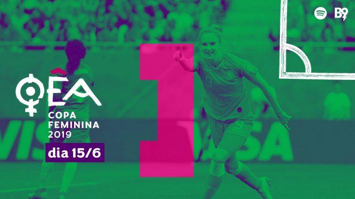 Oêa: Copa 2019 — 🇳🇱 3-1 🇨🇲 / 🇨🇦 2-0 🇳🇿