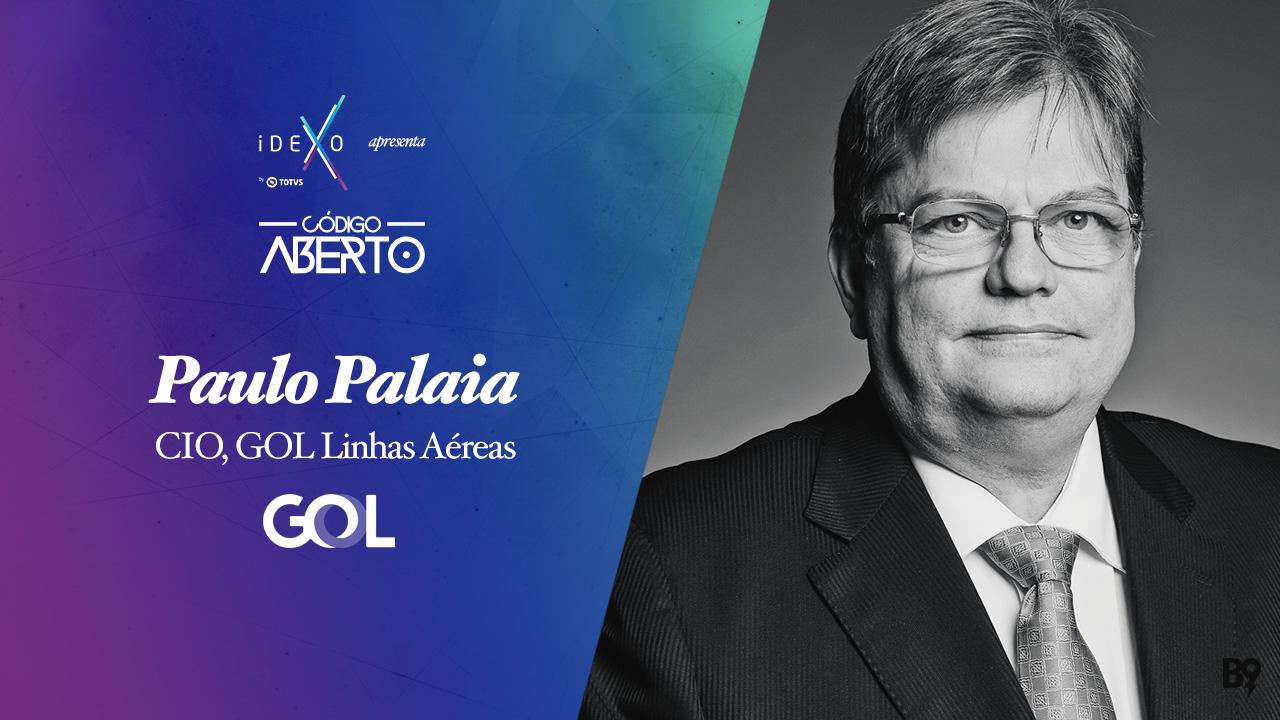 Capa - Paulo Palaia, CIO, GOL Linhas Aéreas