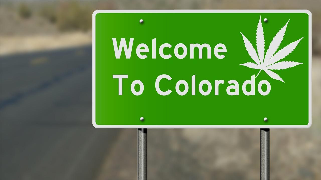 Colorado já arrecadou 1 bilhão de dólares com imposto sobre maconha