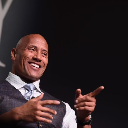 """The Fast Company Innovation Festival – The Next Intersection For Hollywood With William Morris Endeavor's Ari Emanuel And Patrick Whitesell And Dwayne """"The Rock"""" Johnson"""