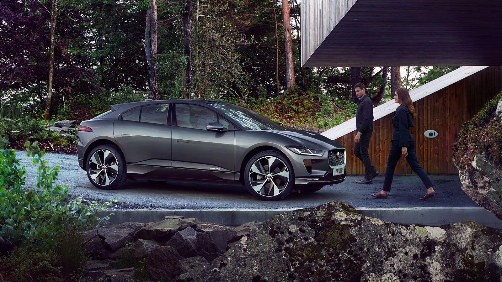 ★ Jaguar lança I-PACE para mudar tudo o que você já ouviu falar sobre carros elétricos