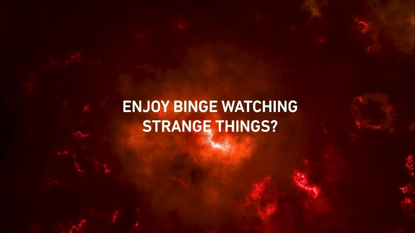 """ShutterStock recria """"Stranger Things"""" para divulgar seu catálogo"""