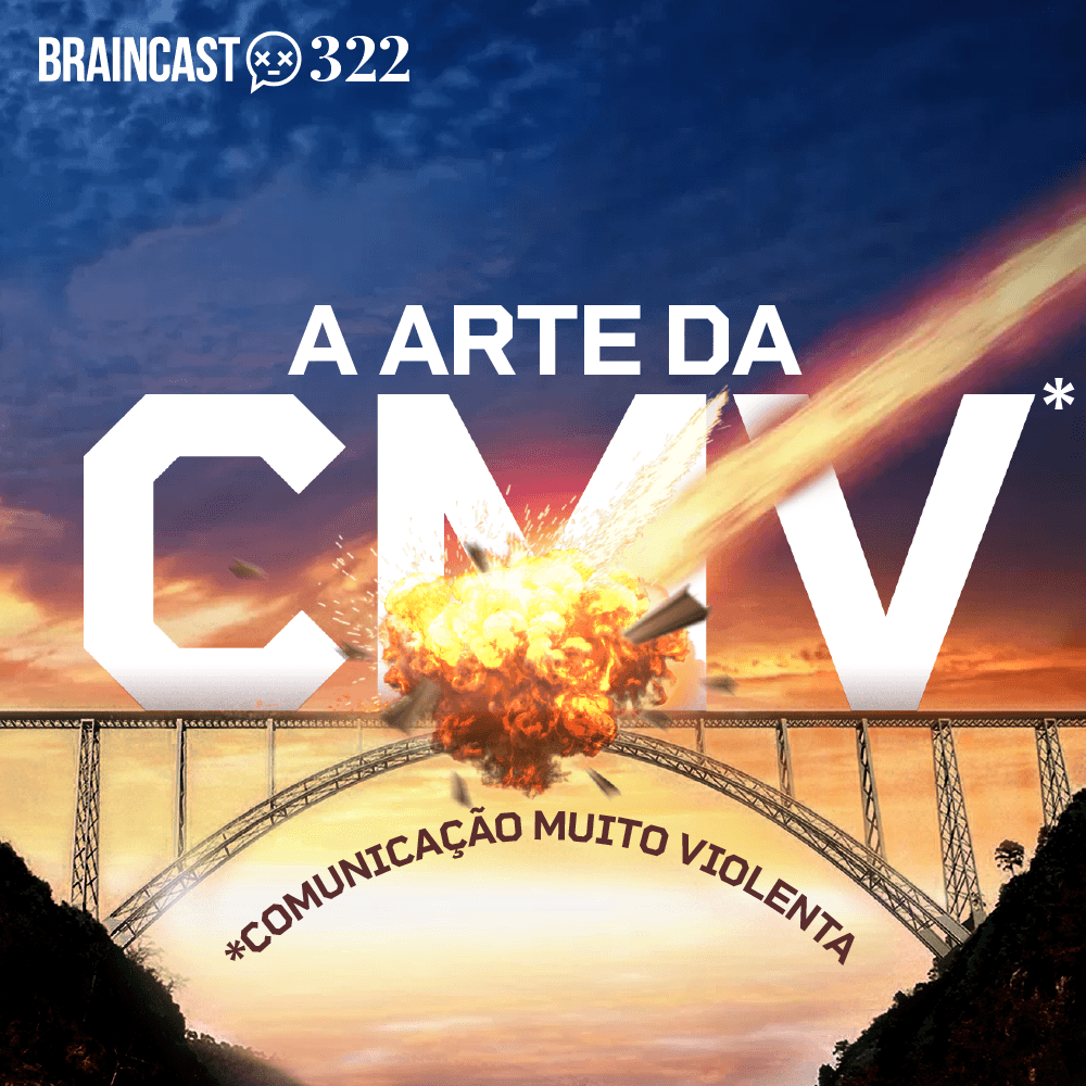 Capa - A arte da CMV (Comunicação Muito Violenta)