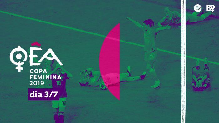 Oêa: Copa 2019 — 🇳🇱 1-0 🇸🇪