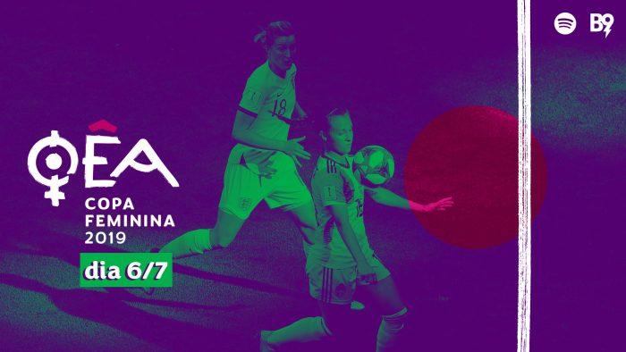 Oêa: Copa 2019— 🏴 1-2 🇸🇪