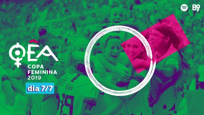 Oêa: Copa 2019 — 🏆 🇺🇸 2-0 🇳🇱