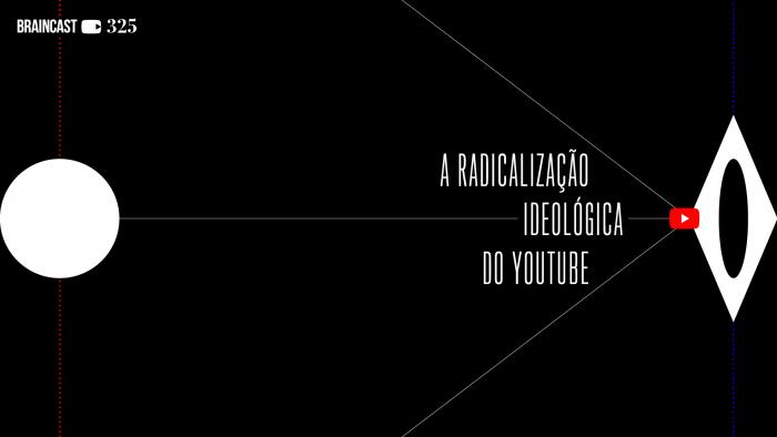 Braincast 325 – A radicalização ideológica no YouTube