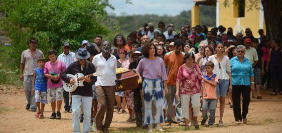 Carmelita's funeral _ Victor Jucá