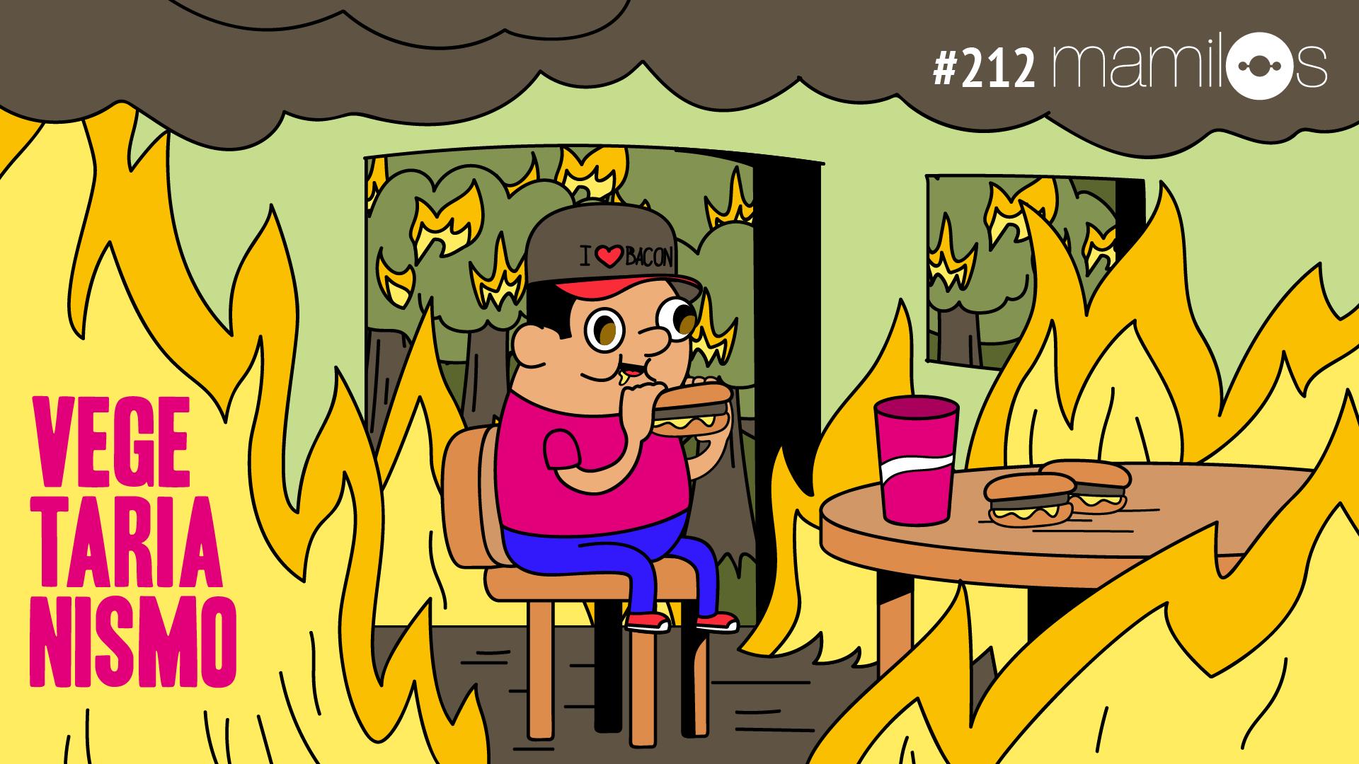 Mamilos 212 – Vegetarianismo