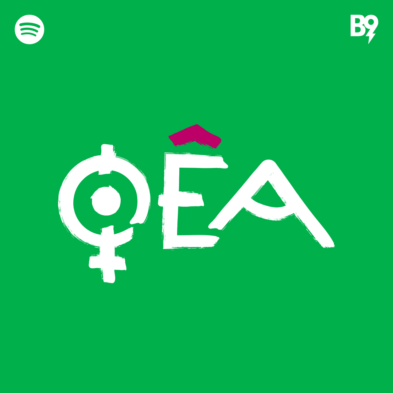 Capa do podcast oêa