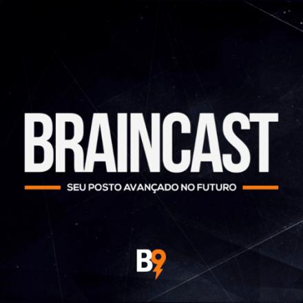 capa do Braincast