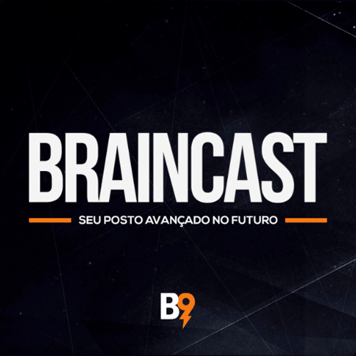 capa do Braincast