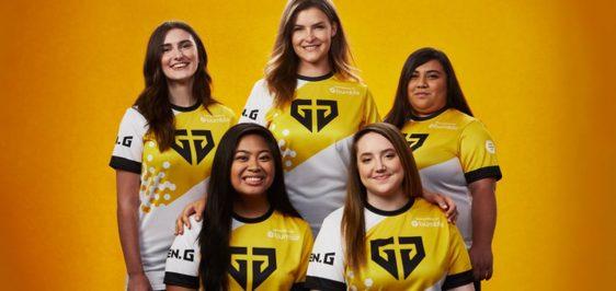 Bumble cria equipe feminina de  Fortnite para estimular presença de mulher em eSports