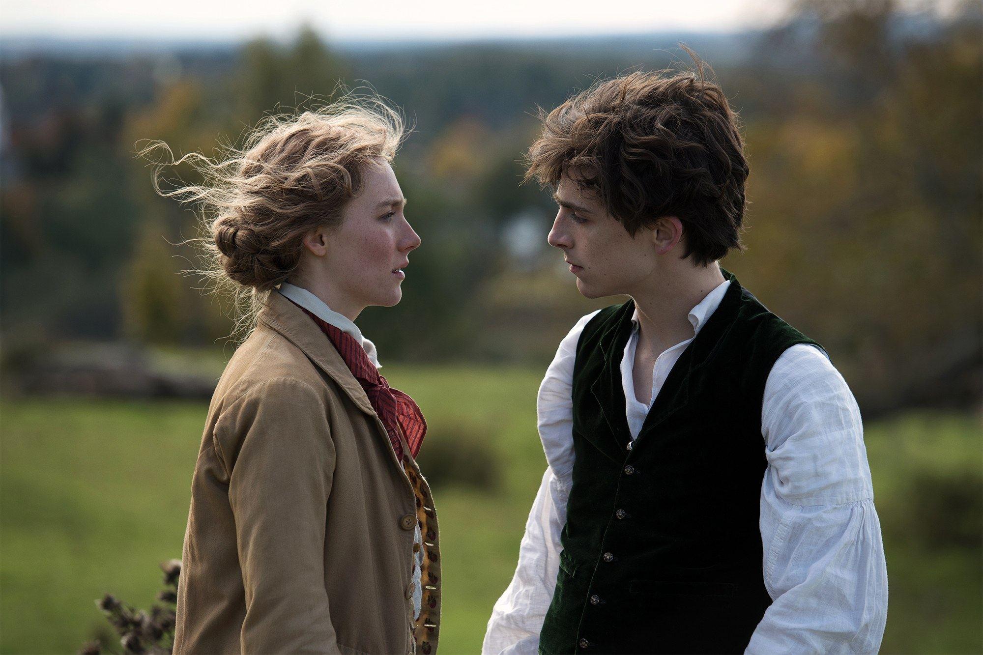"""Confira o primeiro trailer de """"Little Women"""", novo filme de Greta ..."""
