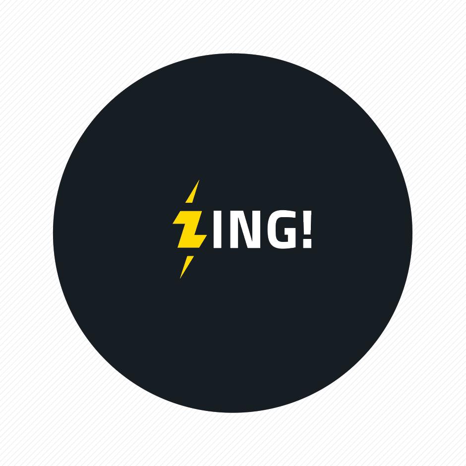 Capa do podcast Zing!