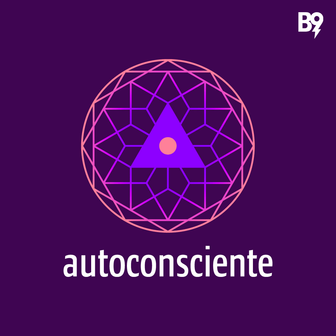 capa do Autoconsciente