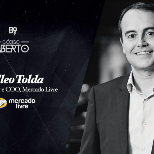 Capa - Stelleo Tolda, Co-Fundador e COO, Mercado Livre