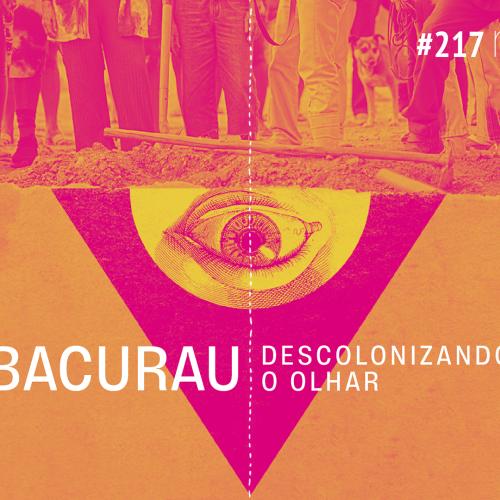 Capa - Bacurau: descolonizando o olhar