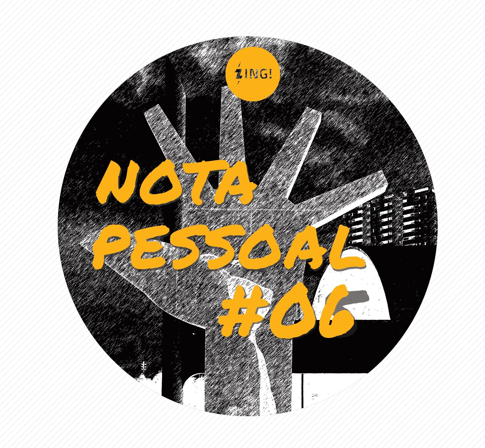 Capa - Nota Pessoal #06 - Exposições Interativas - Parte 1