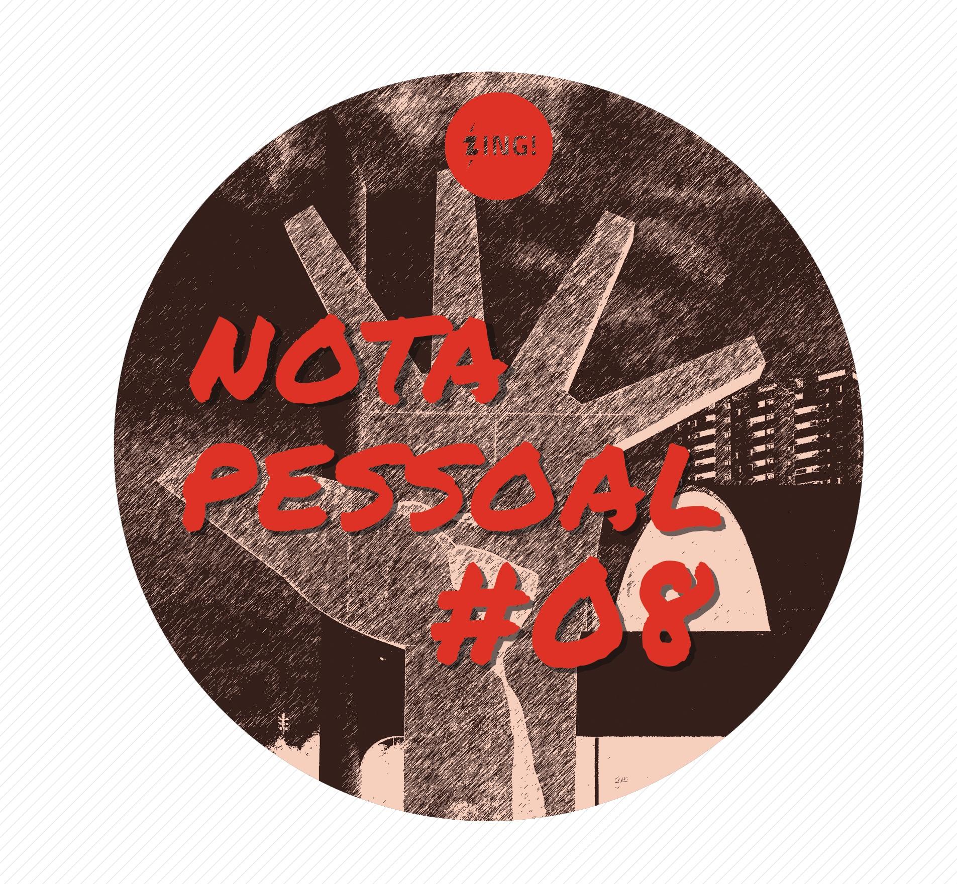 Capa - Nota Pessoal #08 - Exposições Interativas - Parte 3