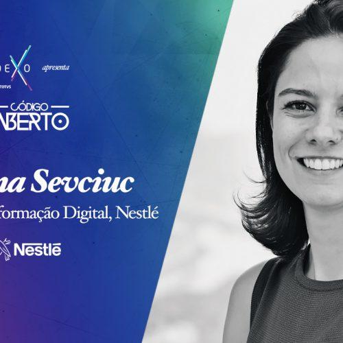 Capa - Carolina Sevciuc, Diretora de Transformação Digital, Nestlé