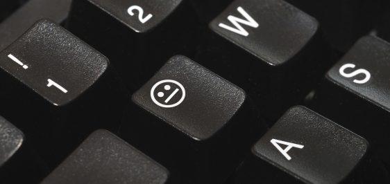 No Emotion Key