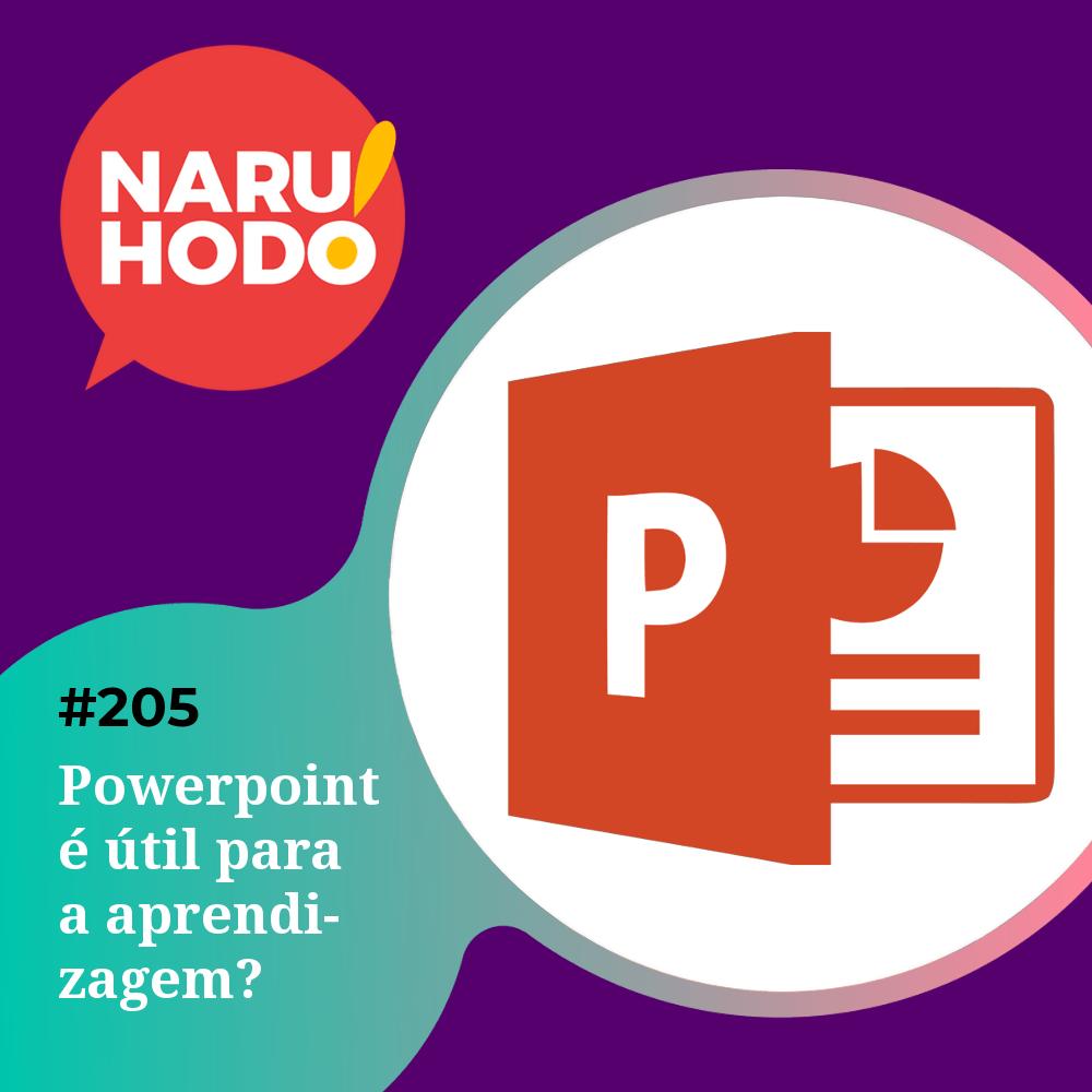 """""""Podcast Naruhodo! 205"""""""