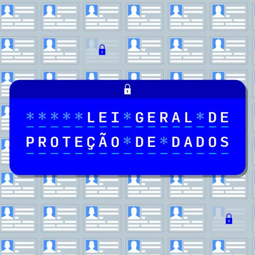 Capa - Lei Geral de Proteção de Dados