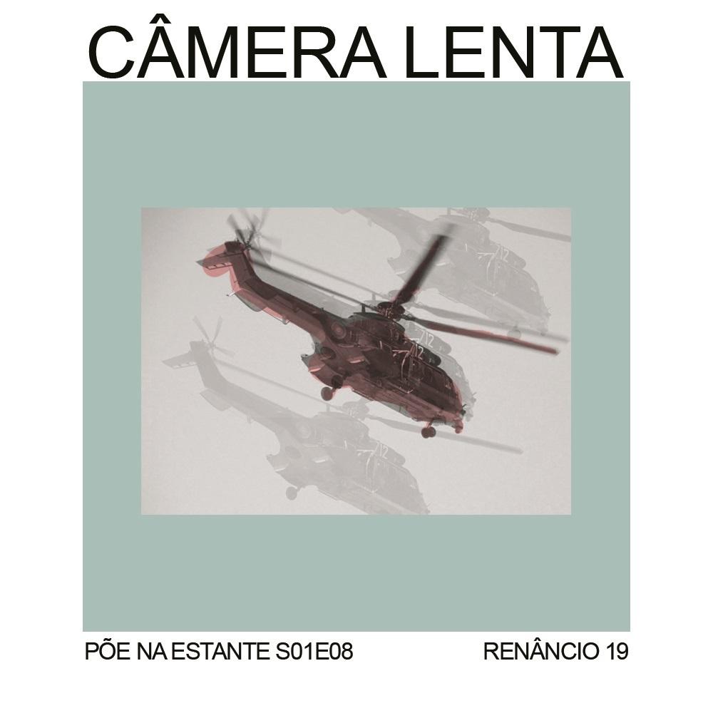 Capa - Câmera Lenta, Marília Garcia
