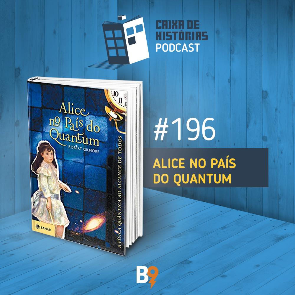 Capa - Alice no País do Quantum