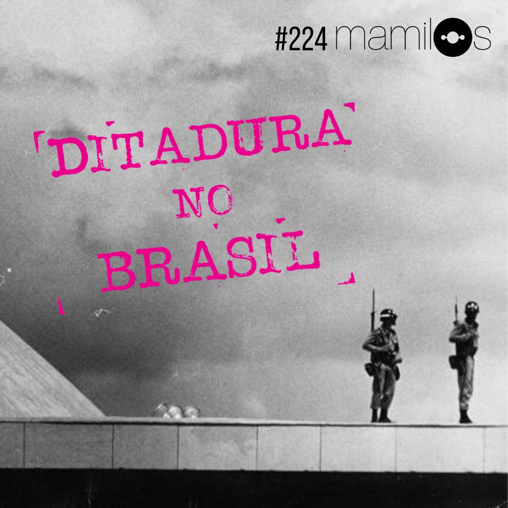 Capa - Ditadura no Brasil