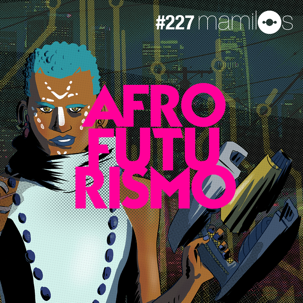 Capa - Afrofuturismo