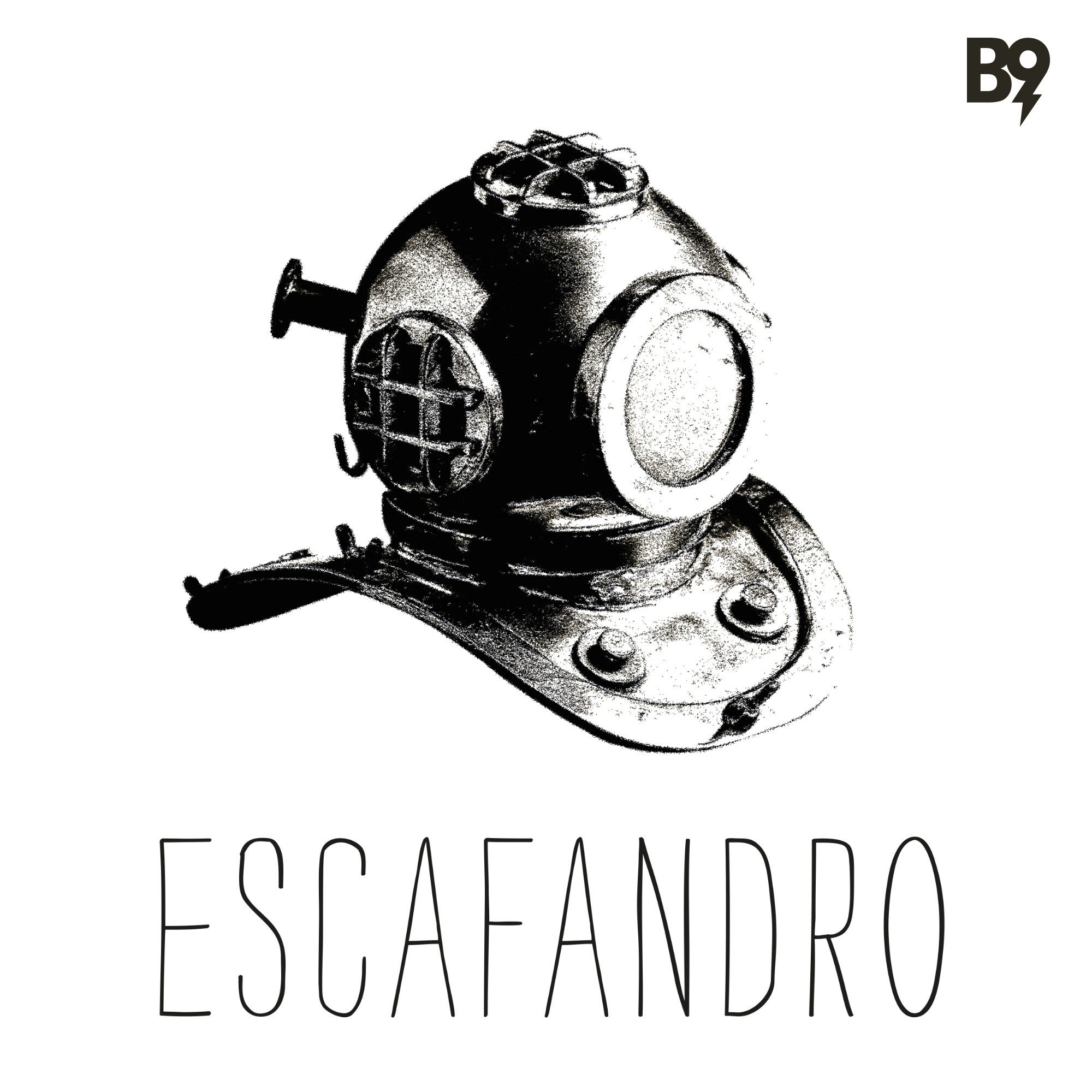Capa do podcast Escafandro
