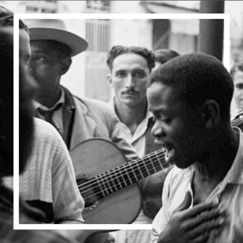 Capa - O Nascimento do Samba